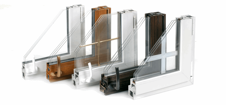 Double Glazed Framing Material